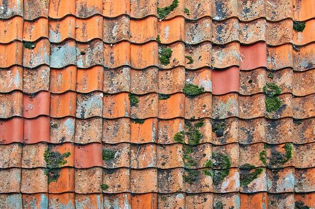 dakdekkerba_invloed warm weer op dak